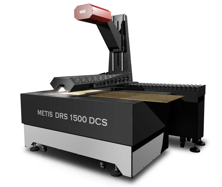 Metis DRS 1500 DCS Middle Format Surface Scanner for Industrial & Decor Applications: Wood Flooring & Laminate Flooring, Furniture Design, Ceramic Tiles, Textiles, Wallpaper Manufacturing, etc.