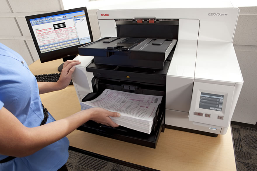 Production Document Scanner