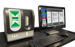 iGuana - Crowley MACH7380 HDX Microfilm Reference Archive Scanner