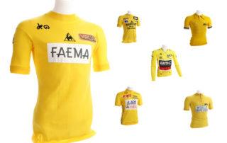 iGuana - Digitization 3D - Yellow Jersey (Maillot Jaune) - Tour de France - Eddy Merckx - Merckx 51 Expo - KOERS Museum
