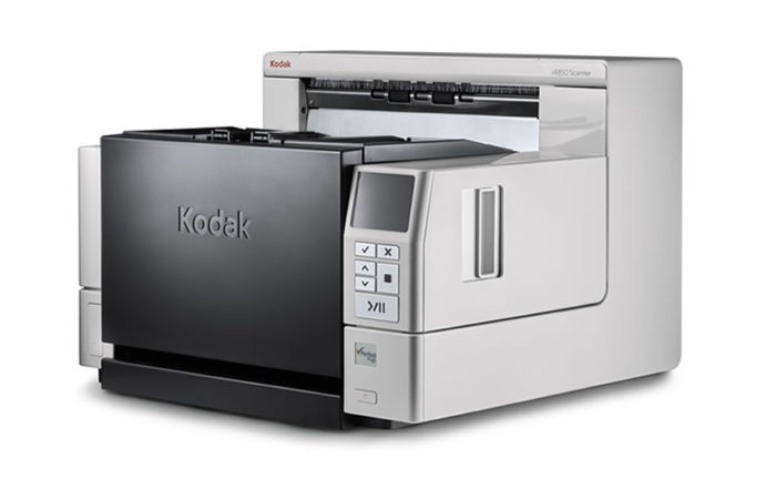 iGuana - Kodak Alaris i4000 Series Production Document Scanner - i4250 - (i4650) - i4850