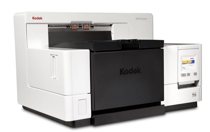 iGuana - Kodak Alaris i5000 Series Production Document Scanner - i5250 - (i5650) - i5850