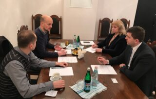 iGuana Meets with State Archival Service of Ukraine (March 2020)