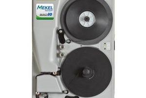 iGuana - Mekel MACH 10 Microfilm Scanner - Mekel MACH Series Production Scanners by Crowley