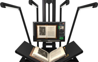 iGuana - Metis EDS Gamma Planetary Book Scanner