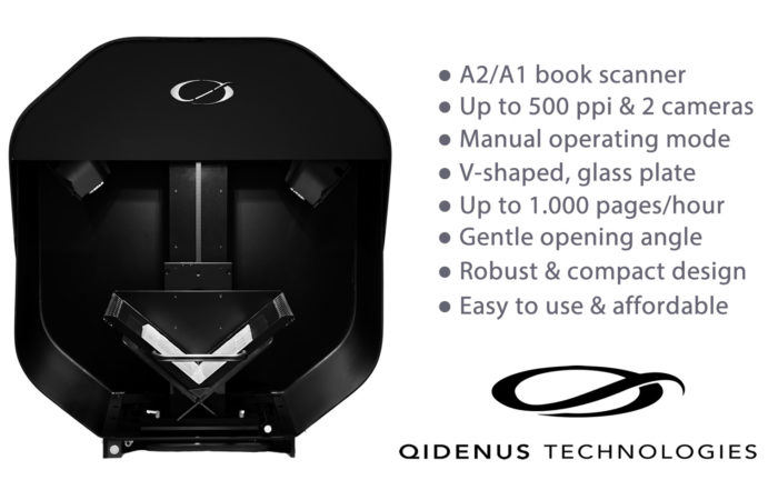 iGuana - New Qidenus Smart Book Scanner (Powered by iGuana)