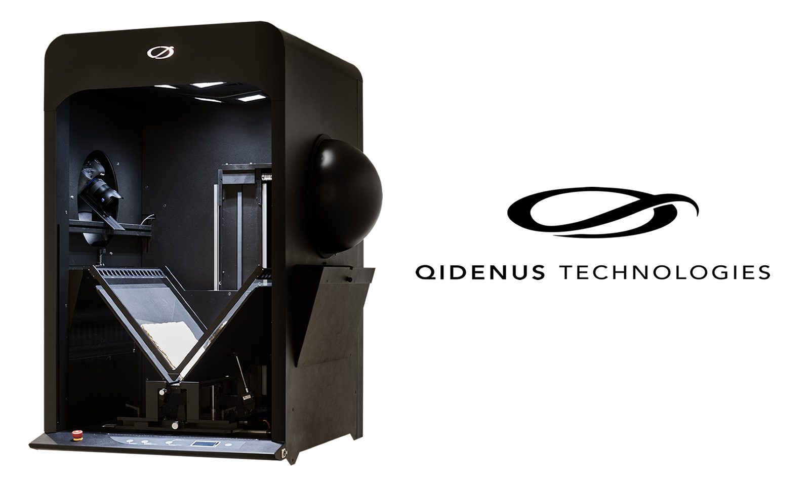 iGuana - Qidenus Mastered Book Scanner (Powered by iGuana)