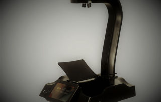 Qidenus Swan Document & Book Scanner, Qidenus Technologies is an iGuana company