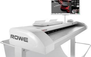 iGuana - ROWE Scan 450i Large Format Scanner