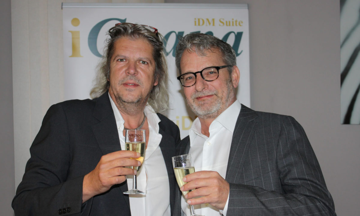 iGuana - acmisGroup Merger Announcement (Stephane Horta & Herwig Eelen)