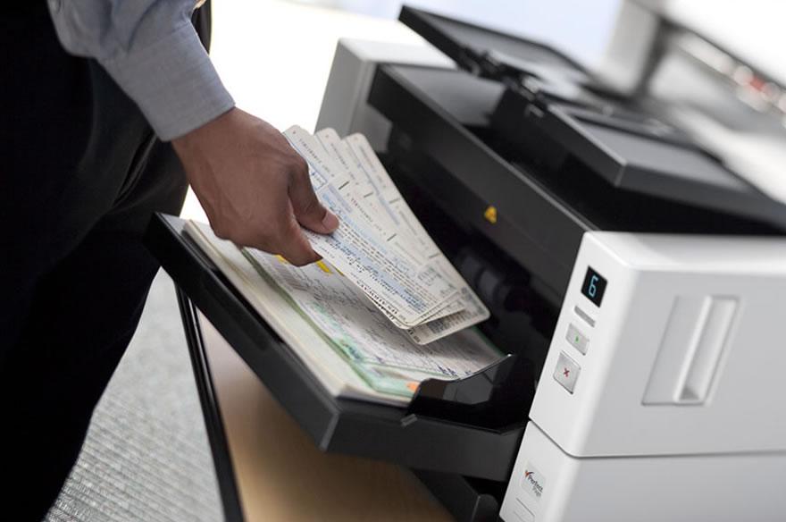 iguana idm and kodak document scanners